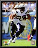 Ryan Mathews 2010 Action Prints