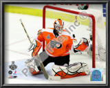 Michael Leighton 2009-10 NHL Stanley Cup Finals Game 3 Prints