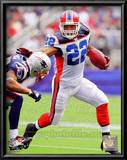 Fred Jackson 2010 Action Prints