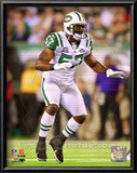 Bart Scott 2010 Action Poster