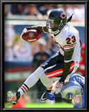Devin Hester 2010 Action Art