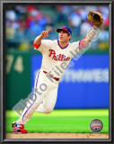 Chase Utley 2010 Poster