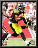 Mike Wallace 2010 Action Prints