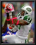 Braylon Edwards 2010 Action Prints