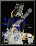 Joe Girardi Game Six of the 2009 MLB World Series Poster
