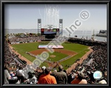 AT&T Park 2008 Opening Day; SanFrancisco Giants Prints