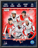 2008-09 Washington Capitals Posters