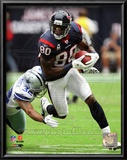 Andre Johnson 2010 Action Art