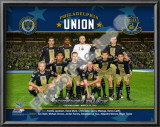 Philadelphia Union 2010 Inaugural Game Team Posters