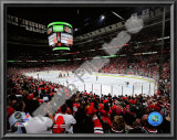 United Center 2009-10 Playoffs Poster
