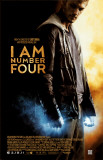 I Am Number Four Posters