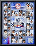 2009 New York Yankees World Series Champions Posters