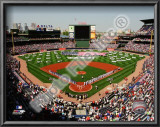 Turner Field 2010 Opening Day Poster