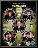 2010-11 Pittsburgh Penguins Team Composite Prints