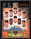 San Francisco Giants 2010 Natinal League Champions Composite Poster