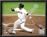 Juan Uribe Game One of the 2010 World Series Action Prints