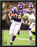 Adrian Peterson 2010 Action Prints