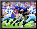 Brandon Jacobs 2010 Action Posters