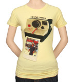 Women's: Bruno Mars - Polaroid T-shirts