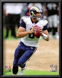 Sam Bradford 2010 Action Art