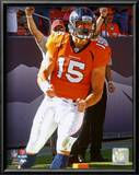 Tim Tebow 1st NFL Touchdown 2010 Action Print