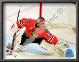 Antti Niemi Game One of the 2010 NHL Stanley Cup Finals Prints