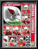 2010 Arizona Cardinals Team Composite Prints