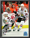 Patrick Kane & Jonathan Toews 2009-10 NHL Stanley Cup Finals Game 3 Prints
