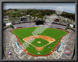 Dodger Stadium 2010 Opening Day Prints