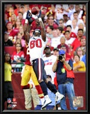 Andre Johnson 2010 Action Posters