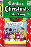 Archie Comics Retro: Archie's Christmas Stocking Cover 6 (Aged) Posters
