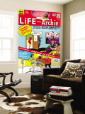 Archie Comics Retro: Life with Archie Comic Book Cover 45 (Aged) Wall Mural