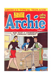 Archie Comics Retro: Archie Comic Book Cover 31 (Aged) Poster by Al Fagaly