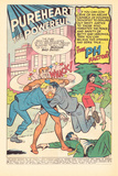 Archie Comics Retro: Archie Comic Panel Pureheart The Powerful in The PH Factor (Aged) Prints