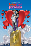 Archie Comics Cover: The Married Life Archie Loves Veronica Prints by Norm Breyfogle