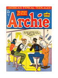 Archie Comics Retro: Archie Comic Book Cover 22 (Aged) Print by Al Fagaly
