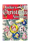 Archie Comics Retro: Archie&#39;s Christmas Stocking Cover 2 (Aged) Art