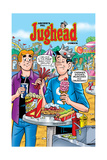 Archie Comics Cover: Jughead No.195 Carnival Food Prints by Rex Lindsey