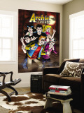 Archie Comics Cover: Archie &amp; Friends 147 Twilite Part 2 Wall Mural by Bill Galvan