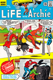 Archie Comics Retro: Life with Archie Comic Book Cover 46 (Aged) Posters