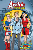 Archie Comics Cover: Archie &amp; Friends 117 Double A Seven Posters by Rex Lindsey