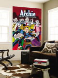 Archie Comics Cover: Archie No.612 The Man From R.I.V.E.R.D.A.L.E. Part 3 Wall Mural by Fernando Ruiz