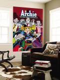 Archie Comics Cover: Archie No.612 The Man From R.I.V.E.R.D.A.L.E. Part 3 Wall Mural by Fernando Ruiz
