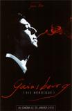 Affiche du film Gainsbourg (Vie héroïque), film de Joann Sparr, 2011, César 2011 du Meilleur Premier Film & Meilleur Acteur Reproduction image originale