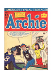 Archie Comics Retro: Archie Comic Book Cover 15 (Aged) Kunstdrucke von Bill Vigoda