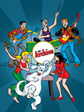 Archie Comics: The Archies Posters