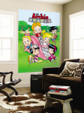 Archie Comics Cover: The Archie Babies Wall Mural by Art Mawhinney