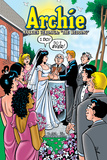 Archie Comics Cover: Archie 601 Archie Marries Veronica: The Wedding Posters by Stan Goldberg