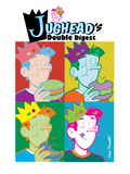 Archie Comics Cover: Jughead'a Double Digest 186 Prints by Dan Parent