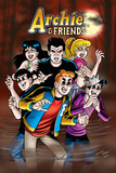 Archie Comics Cover: Archie &amp; Friends 147 Twilite Part 2 Affiches par Bill Galvan